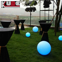 Hot Sale Outdoor Glowing Lamp LED Ball/LED Round Ball Light With IP68 Waterproof