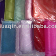 banquet organza chair sash wedding organza chair bow