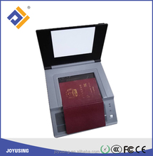High Speed Portable Global SDK MRZ line2/3 ocr passport scanner