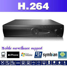 DVR6116K-EL Full D1 CCTV DVR 16ch cloud technology