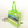 Double pair handled trade show bag
