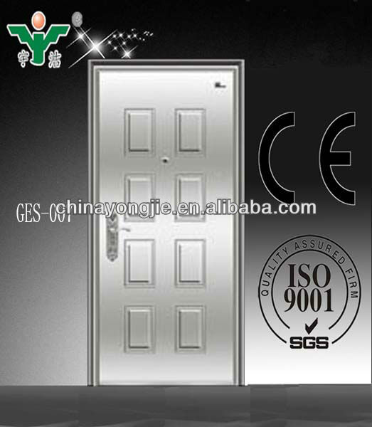 Stainless Steel Security Storm Doors GES-007