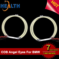 Best Price Best Quality Single Color X5 E53 LED Angel Eyes Halo Ring White Blue Yellow Red Green For BMW Headlight Facelift