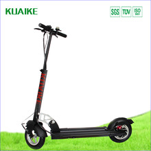 2 wheels Samsung battery colorful electric scooter with seat 350w 18.2ah new design