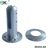 Steel Spigot For Frameless Glass Balustrade