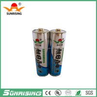 High Quality lr6 size aa am3 1.5v battery /1.5V Nominal Voltage and Zn/MnO2 Battery Type