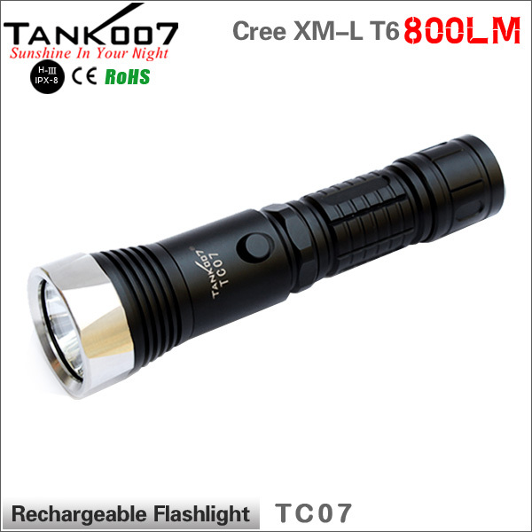 Powerful flashlight 30000 lumens 1101 police flashlight g700 tactical torch TC07