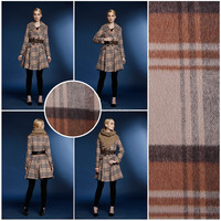 latest design women's wool winter coat