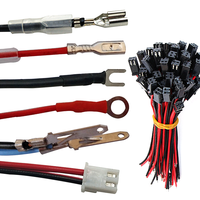 OEM customized cable assembly with terminal connector,ffc cable ,wire harness