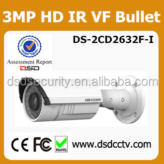 all in one ip network camera hikvision varifocal 3mp camera DS-2CD2632F-IS