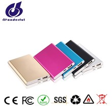 Best Gift Power Bank 4000mAh Perfume Mini Portable Power Bank Mobile Charger For iPhone/ iPad /Samsung