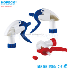 Fish like Plastic trigger with small cap for nozzle, HPK-PUMPP35-00031W