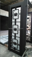 chinese Iron art steel security door FD-255