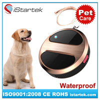 Mini gps dog collar tracker/receiver for animals/pet