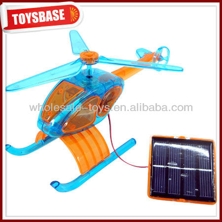 Solar windmill toy