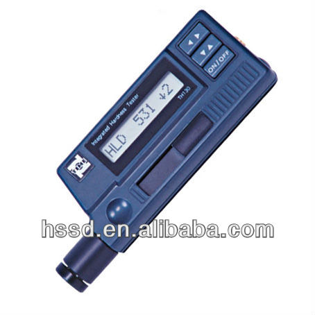 TH130 portable metal hardness tester/portable durometer