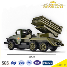 Newest!Hot Hobby 1:24 Luxuriously alloy military toy car static model kid toys