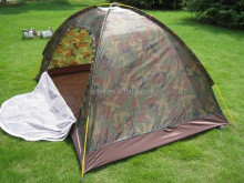 OEM Camougalge Tent waterproof Tour Tent outdoor camping tent for 4 person UD16037