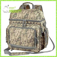 Carry Camo Laptop Backpack Bag