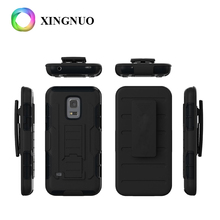 2018 Fashion Plastic Belt Clip Robot Combo Rugged Defender Phone Cases For iPhone 7, Stand Case For Samsung j7 2016