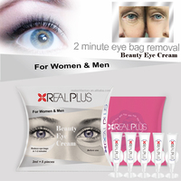 2017 cream for eye bag treatment items No. 1 Sale 100% good feedback eye bag treatment cream