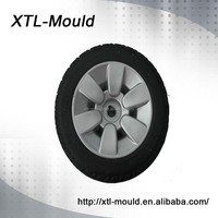 Single cavity or multi cavity plastic blow chair mould