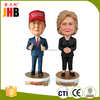 Hillary Clinton & Donald Trump Bobble head