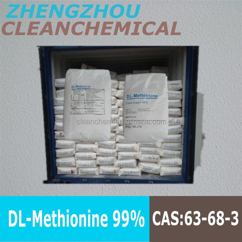 dl methionine promoting synthesis of protein increase output