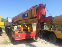 Hydraulic all terrain crane for sale World Famous brand Used kato truck crane KATO NK450E 45ton crane