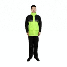 Factory price workwear waterproof industrial uniform Reflective <strong>Safety</strong> Clothing
