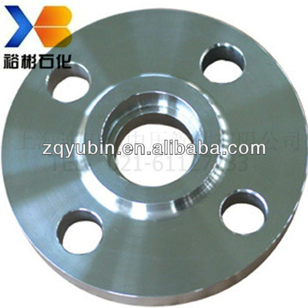 ANSI B16,5 150LBS forged carbon steel socket welding flange