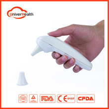 Fast second Digital Infrared Ear Thermometers basal Forehead ear temperature CE&FDA with Disposable Probe Cover China