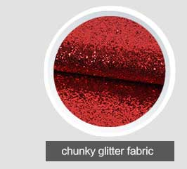 derun shiny glitter paper card for Christmas
