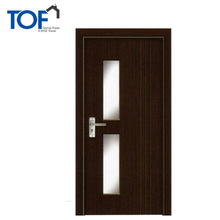 High quality interior wooden bedroom door pvc wooden interior door
