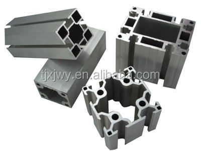 40x80 industrial grooved t-slotted aluminum extruded t slot Profiles extrusion