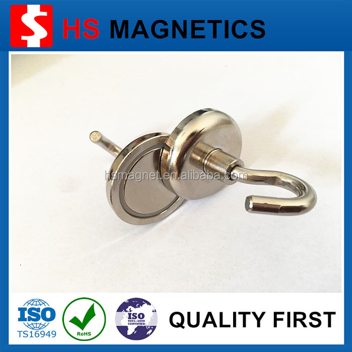Permanent Strong Mgnetic Pot, Magnet Pot,Magnetic Hook