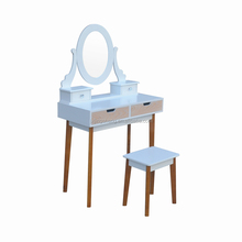 wooden dressing table with modern designs