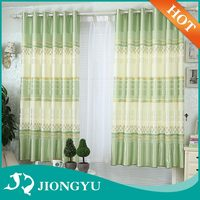 Alibaba China Competitive Price American Style Blackout drapery panels
