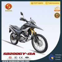 Cheap Chinese 200CC Dirt Bike Offroad Motorcycle SD200GY-13A