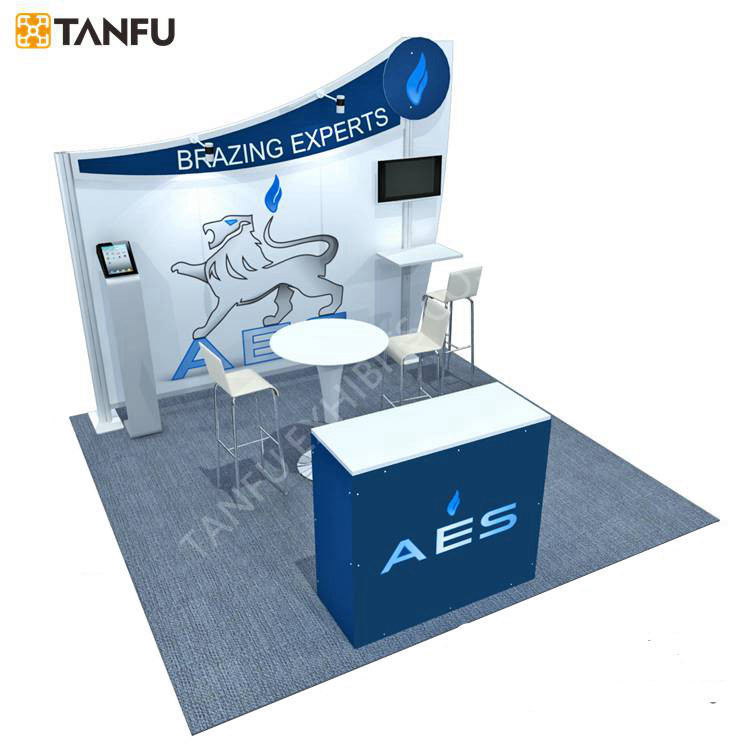Portable Exhibition Booth Design : Tanfu or variable layout portable exhibition