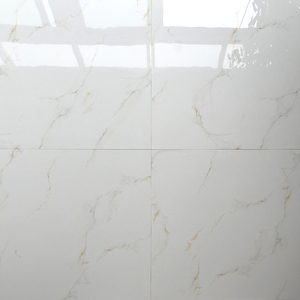 HB6248 white polished porcelain tile 60x60 importers