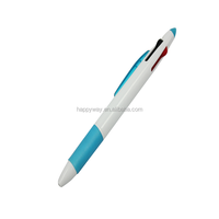 Popular Advertising Top Quality Multi Color Pen 0201064 MOQ 100PCS One Year Quality Warranty