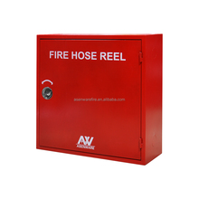 Fire fighting equipment cabinet hose reel