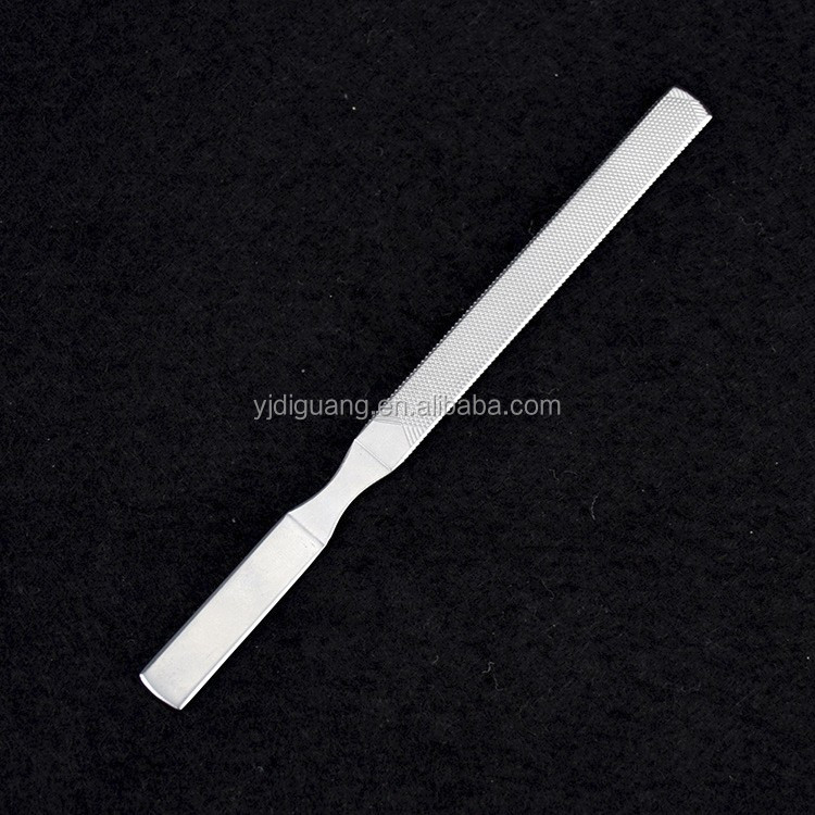 5.1 Inch Stainless Steel Manicure Pedicure Professional Nail File
