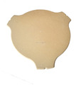 Refractory Cordierite Flavour Pizza Stone ROUND