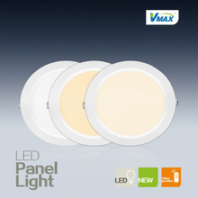 Hight Quality 12W sectional control LED Panel Light Downlight Lamp With Remote Control& led panel down light