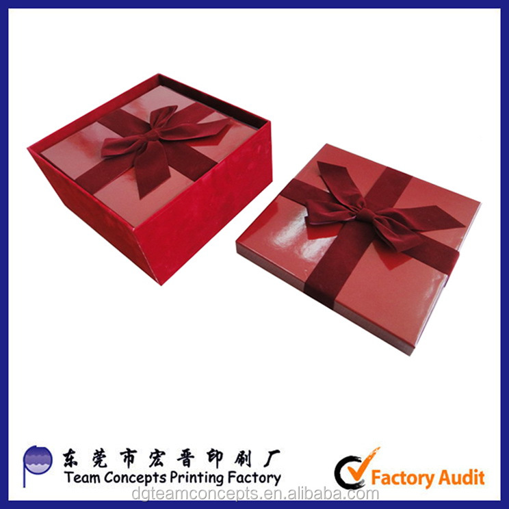 Paper Cardboard decorative nested box