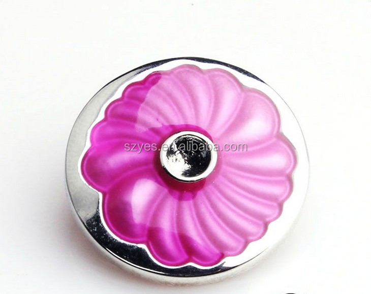 Beautiful design metal buttons for jackets,denim metal jeans shank button maufacturer in shenzhen