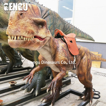 Animatronic Dinosaur Ride Game Simulator Dinosaurs