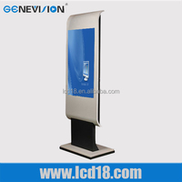 42 inch wall mounted touch screen all in one pc advertising product